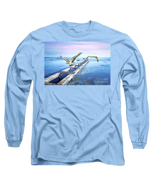 Osprey On The Move Long Sleeve T-Shirt