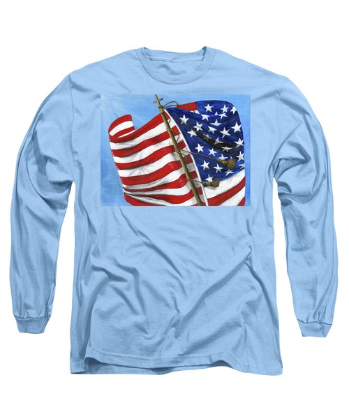Our Founding Principles Long Sleeve T-Shirt