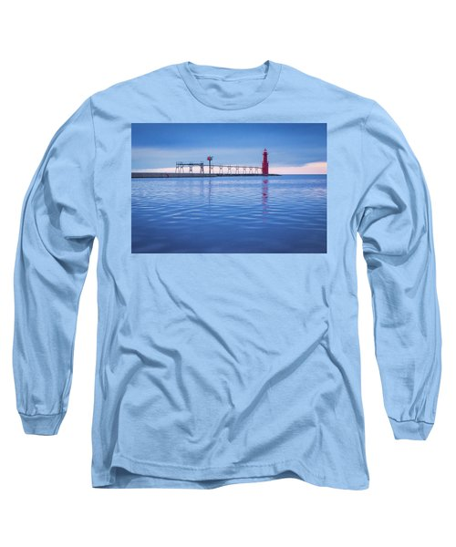 Long Sleeve T-Shirt featuring the photograph Out Of The Blue by Bill Pevlor