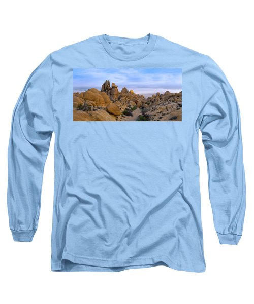 Outer Limits Pano View Long Sleeve T-Shirt