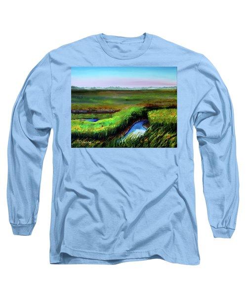 Outgoing Tide Long Sleeve T-Shirt