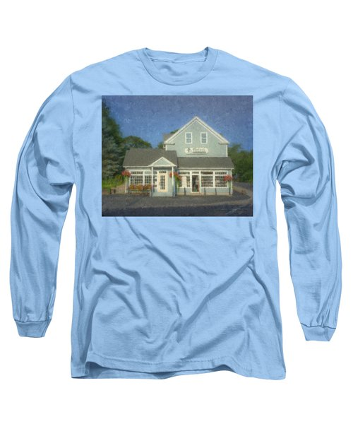 Oxford Cleaners Long Sleeve T-Shirt