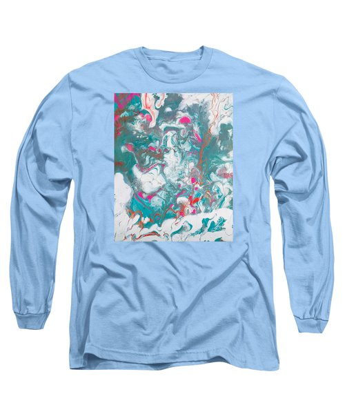 Oysters And Pearls Long Sleeve T-Shirt