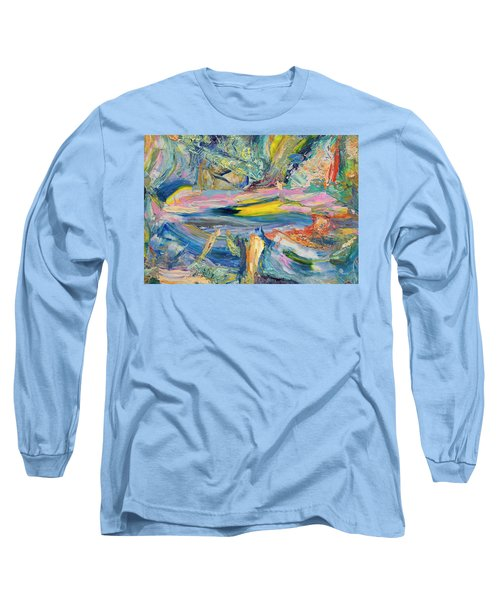 Paint Number 31 Long Sleeve T-Shirt