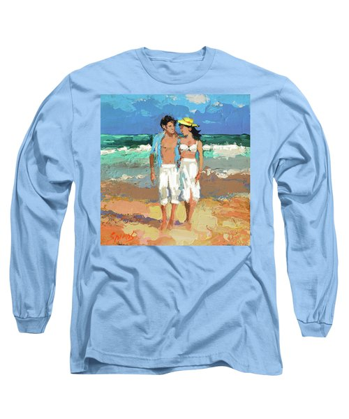 Pair By The Sea Long Sleeve T-Shirt
