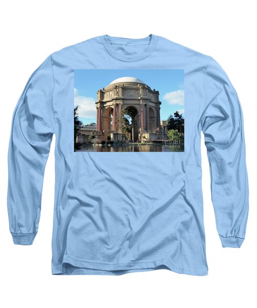 Long Sleeve T-Shirt featuring the photograph Palace Of Fine Arts by Steven Spak