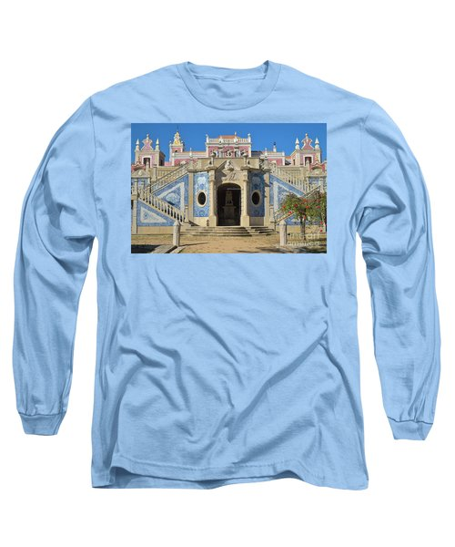 Palacio De Estoi Front View Long Sleeve T-Shirt