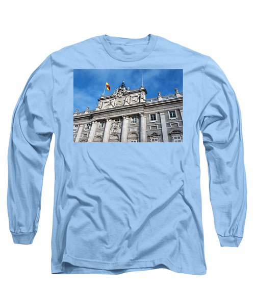 Palacio Real Long Sleeve T-Shirt
