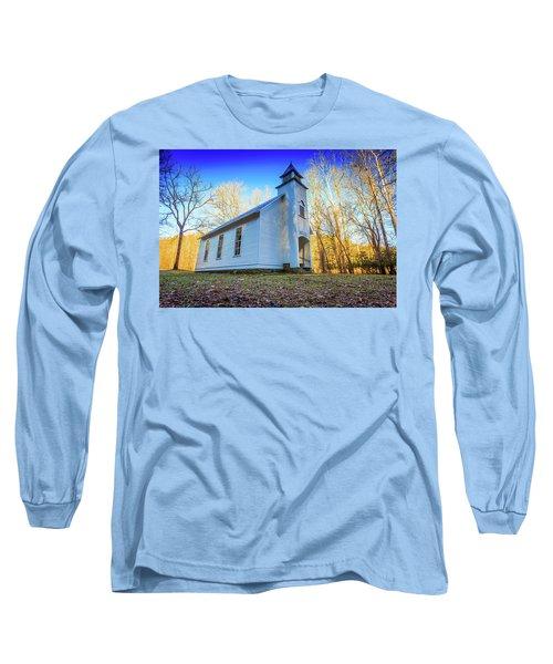 Palmer Chapel Methodist Church Long Sleeve T-Shirt