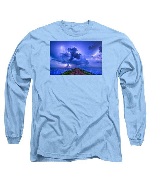 Panhandle Flood Long Sleeve T-Shirt