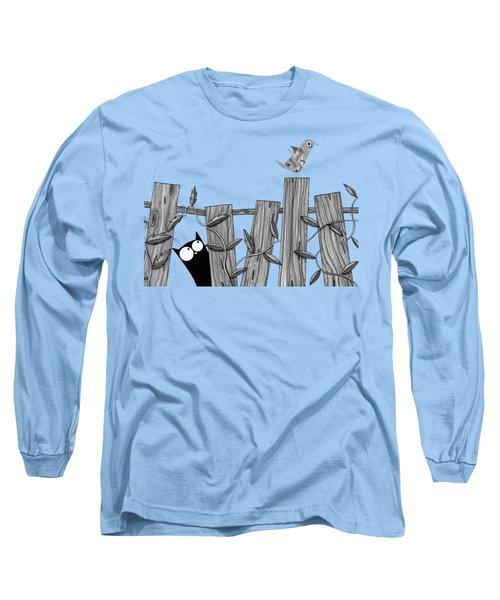 Paper Bird Long Sleeve T-Shirt