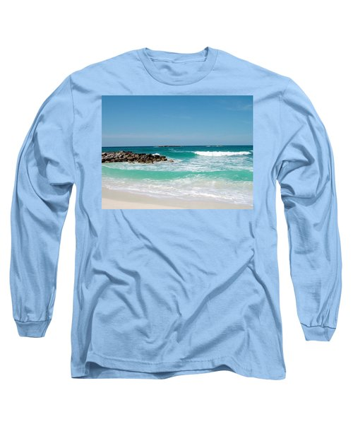 Paradise Island Long Sleeve T-Shirt