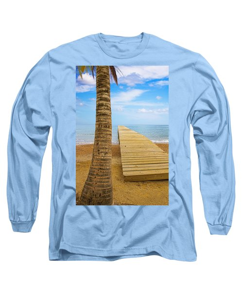 Paradise Long Sleeve T-Shirt by Marlo Horne