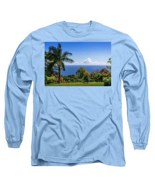 Paradise Picnic Long Sleeve T-Shirt