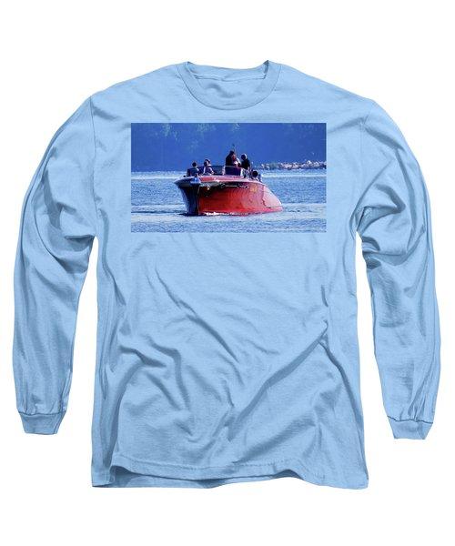 Pardon Me Long Sleeve T-Shirt