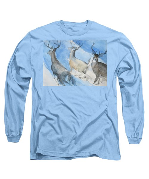 Passing Through Long Sleeve T-Shirt