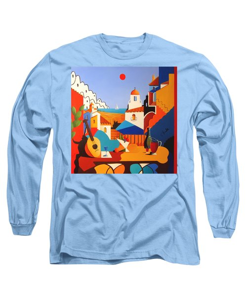 Passion For Life Long Sleeve T-Shirt