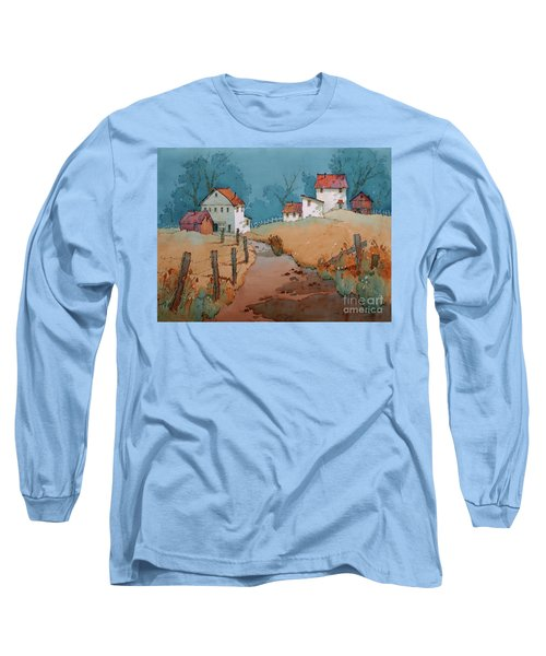 Past Perfect Long Sleeve T-Shirt
