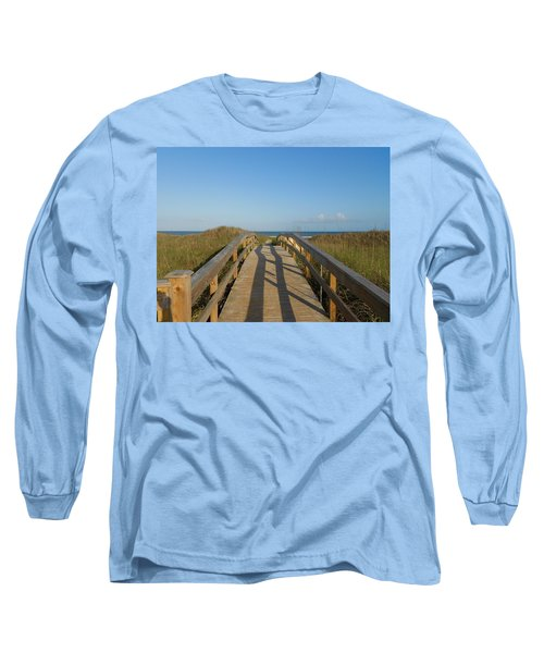 Path To Happiness Long Sleeve T-Shirt