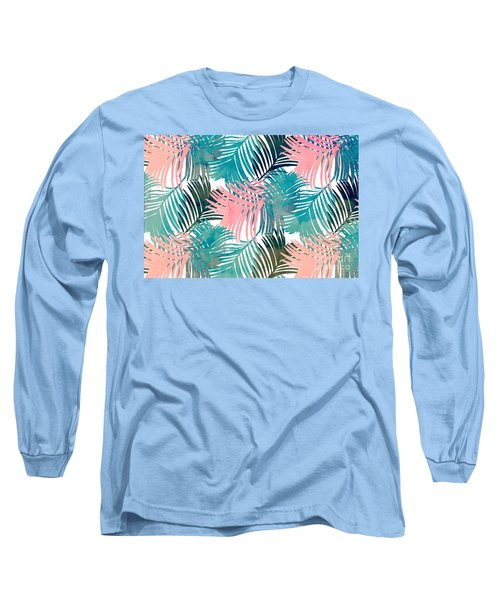 Pattern Jungle Long Sleeve T-Shirt