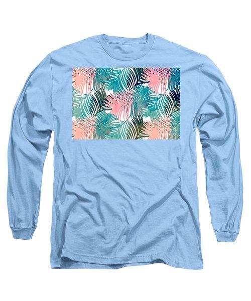 Pattern Jungle Long Sleeve T-Shirt