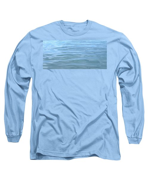 Pearlescent Tranquility Long Sleeve T-Shirt