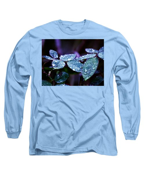 Pearls Of Nature Long Sleeve T-Shirt