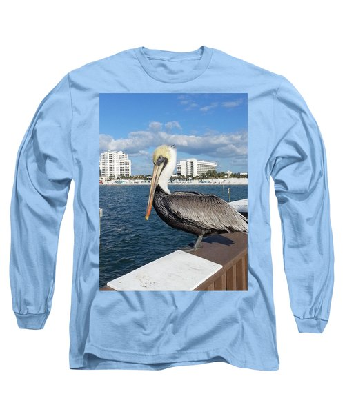 Pelican -florida Long Sleeve T-Shirt