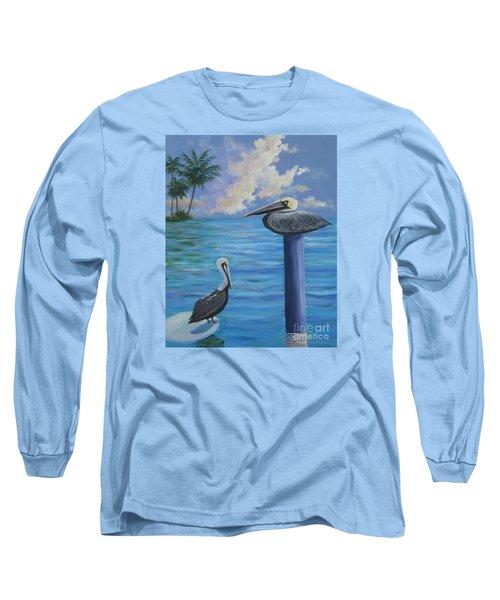 Pelican Pals Long Sleeve T-Shirt