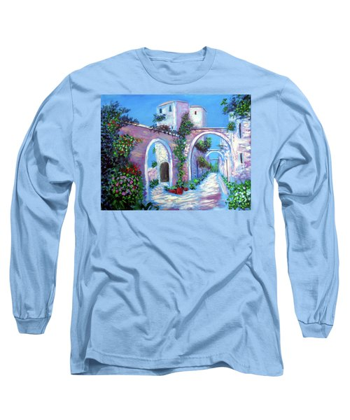 Percorso Paradiso Long Sleeve T-Shirt