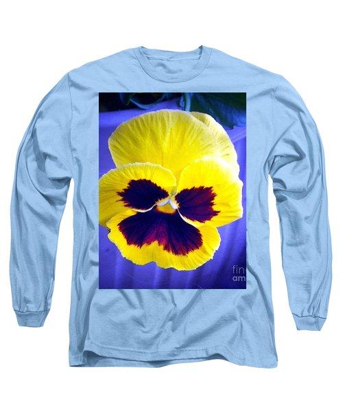 Perfect Pansey Long Sleeve T-Shirt