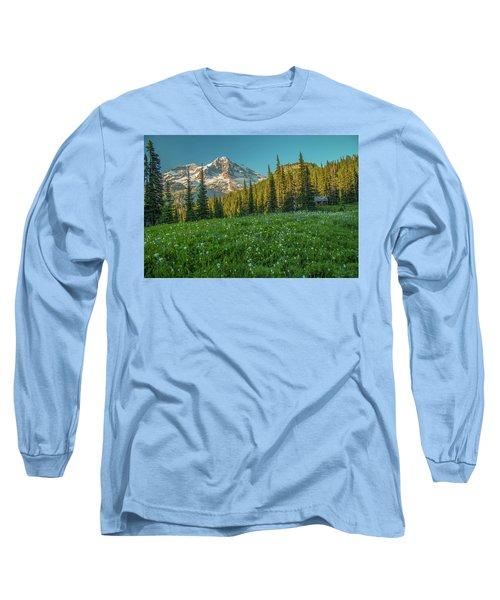 Perfect Setting Long Sleeve T-Shirt