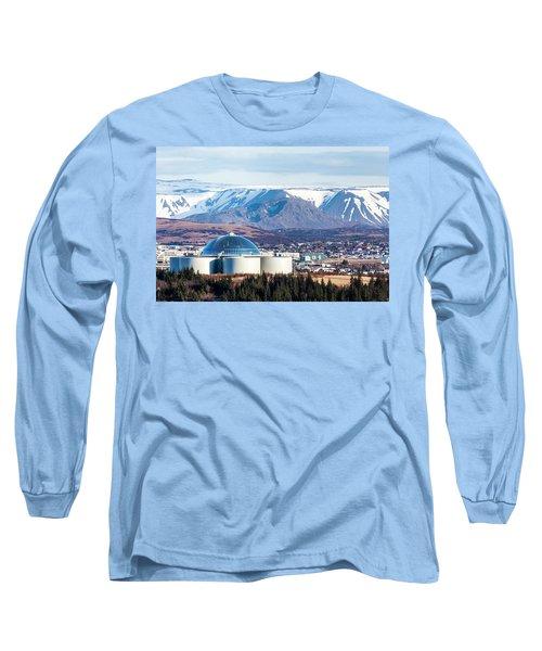 Perlan Long Sleeve T-Shirt by Wade Courtney
