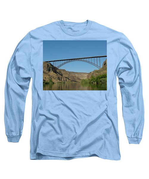 Perrine Bridge Long Sleeve T-Shirt