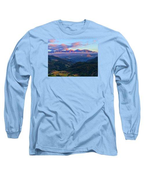 Perrozo Morning Long Sleeve T-Shirt