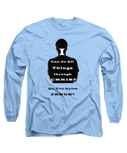 Personal Tshirt 2 Long Sleeve T-Shirt
