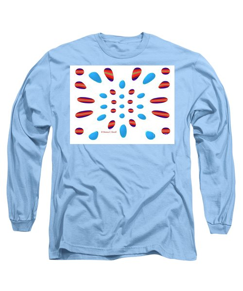 Petals N Dots P5 Long Sleeve T-Shirt