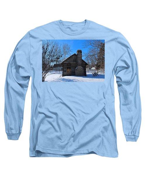 Peter Navarre Cabin I Long Sleeve T-Shirt