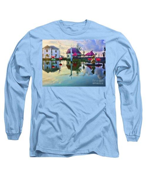 Phan Thiet Coast I Long Sleeve T-Shirt