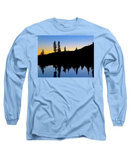 Phantom Forest Long Sleeve T-Shirt by Amelia Racca