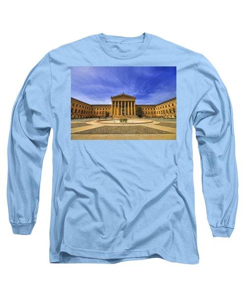 Philadelphia Art Museum Long Sleeve T-Shirt