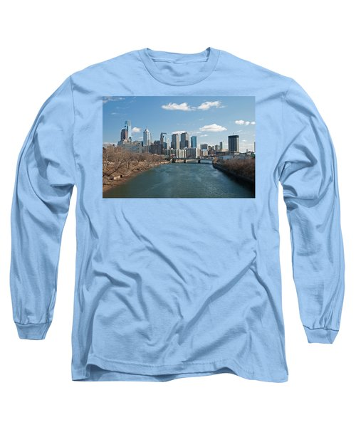 Philly Winter Long Sleeve T-Shirt