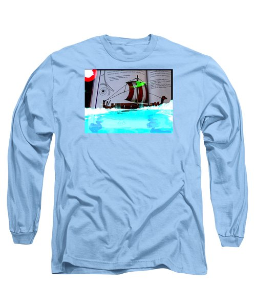 Phoenician Night Voyagers  Long Sleeve T-Shirt