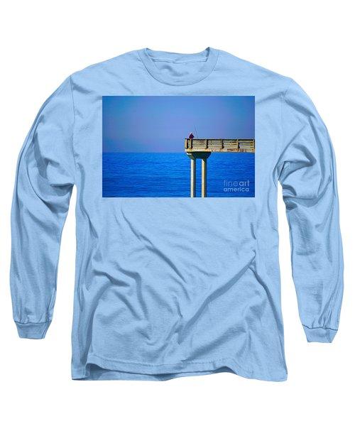Pier Man Long Sleeve T-Shirt