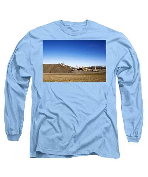 Pile Of Sugar Beets Long Sleeve T-Shirt