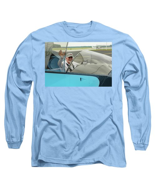 Pilot Vic Vicari Long Sleeve T-Shirt