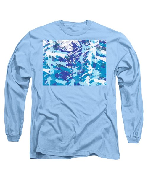 Pine Trees Long Sleeve T-Shirt by Trilby Cole
