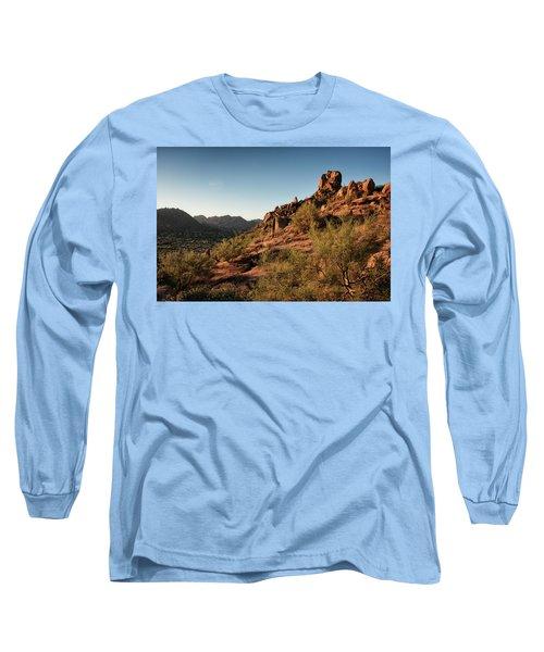 Pinnacle Peak  Long Sleeve T-Shirt