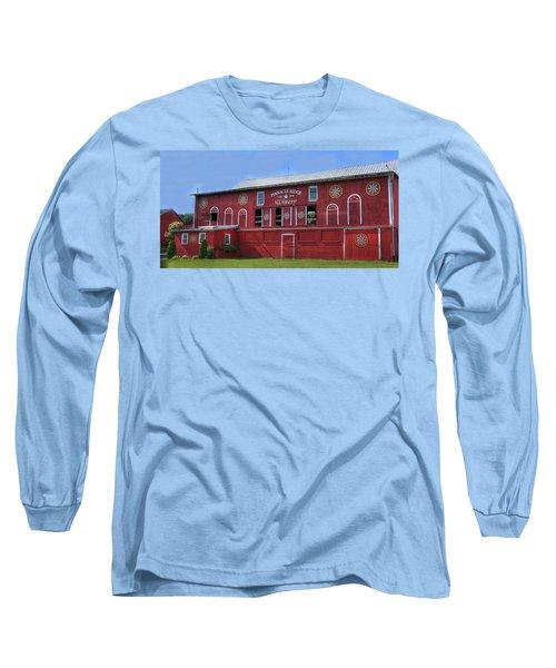 Pinnacle Ridge Winery Long Sleeve T-Shirt