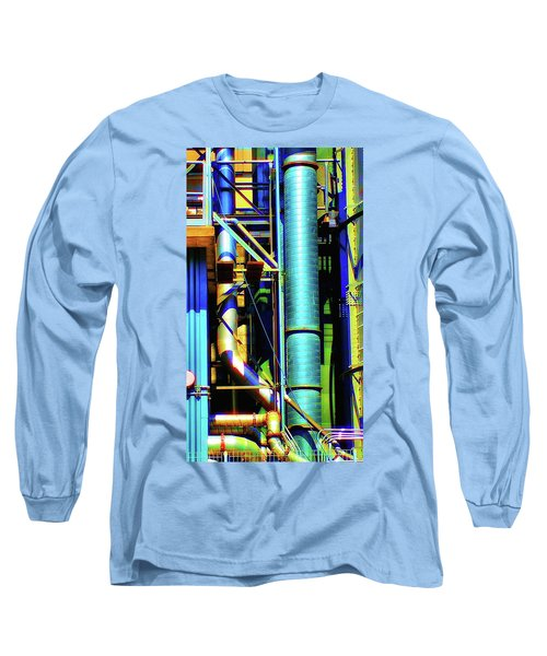 Pipes Long Sleeve T-Shirt